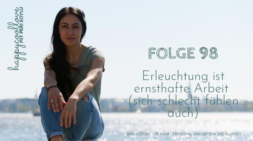Erleuchtung, Ein Kurs in Wundern, Peri Soylu, Life Coaching, Hamburg
